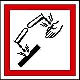 Symbole Arbeitssicherheit Sollte Jeder Kennen Vor Gefahren Schützen