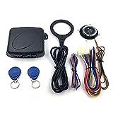 Tickas Auto Motor Push Starter Host, Universal RFID Lock Zündstarter Keyless Entry Starts Stop Wegfahrsperre