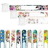 Notfallarmband für Kinder · 3 Stück · Sicherheitsarmband · Wasserfest · Wiederverwendbar · SOS Armband · Mädchen · Tampen Kinder · inkl. Zufriedenheitsversprechen
