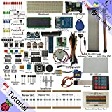 Freenove RFID Starter Kit for Raspberry Pi | Beginner Learning | Model 3B+ 3B 2B 1B+ 1A+ Zero W | Python, C, Java, Processing | 53 Projects, 391 Pages Detailed Tutorials, 200+ Components