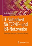 IT-Sicherheit für TCP/IP- und IoT-Netzwerke: Grundlagen, Konzepte, Protokolle, Härtung