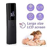 Infrarot-Thermometer, Berührungsloses Digitales LCD-Handthermometer, Genaue und schnelle Messtemperatur für Kinder, Erwachsene