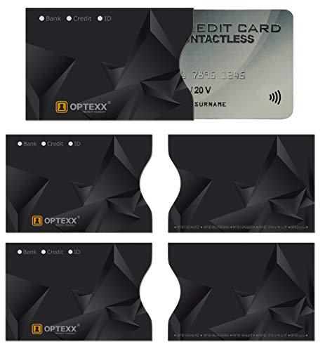 OPTEXX 5x RFID Schutzhülle TÜV...
