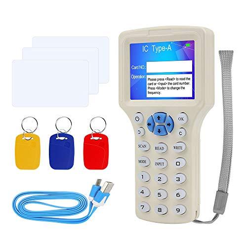 FST 10 Englisch Frequenz RFID Reader...
