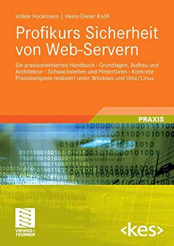 Profikurs Sicherheit von Web-Servern:...