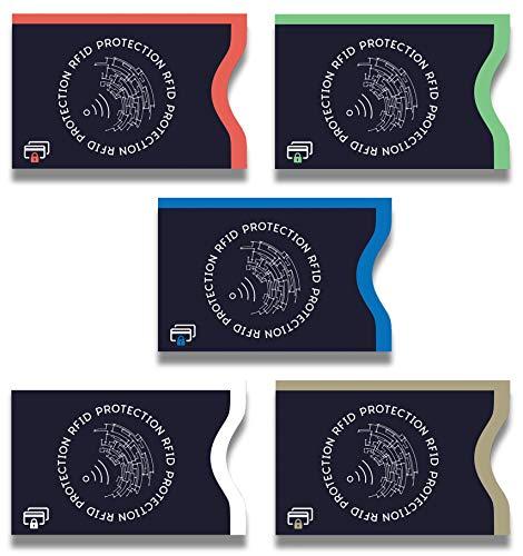 TÜV geprüfte RFID & NFC Schutzhülle,...