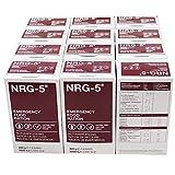 12 Pakete NRG 5 Notfallnahrung a' 500g 12 Pakte a' 9 Riegel