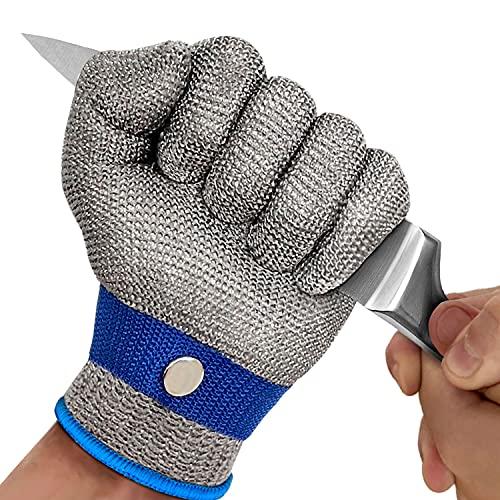 OKAWADACH Schnittfeste Handschuhe...