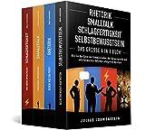 RHETORIK   SMALLTALK   SCHLAGFERTIGKEIT   SELBSTBEWUSSTSEIN - Das Große 4 in 1 Buch!: Wie Sie die Kunst der Kommunikation, der Körpersprache und selbstbewusstes Auftreten erfolgreich meistern
