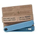 LastSwab Wiederverwendbares Wattestäbchen für Ohrreinigung Von LastObject - Umweltfreundlicher Ohrenreiniger- Entworfen in Dänemark - Original Kickstarter-Produkt - Nachhaltige Produkte und Zero Waste