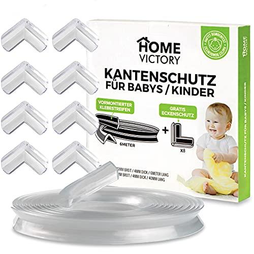 HOMEVICTORY® 6m Kantenschutz Baby...