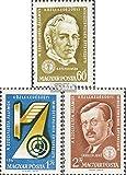 Prophila Collection Ungarn 1769A-1771A (kompl.Ausg.) 1961 Verkehrsminister (Briefmarken für Sammler)