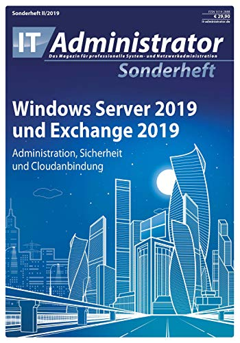 Windows Server 2019 und Exchange 2019:...
