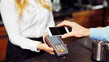 Kontaktloses Bezahlen mit RFID ist schon heute Alltag