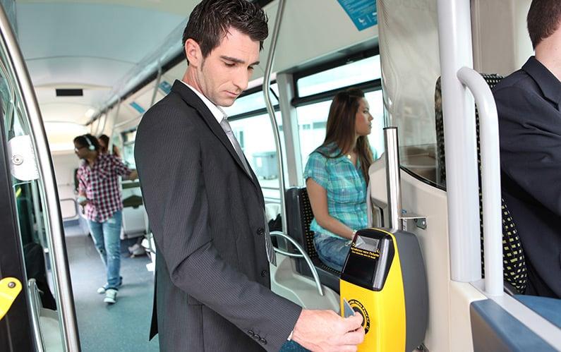 Kommt nächstes Jahr die Chipkarte für den öffentlichen Nahverkehr?