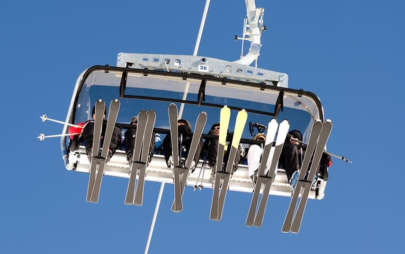 Mit dem RFID-Skipass entspannt den Winterurlaub genießen