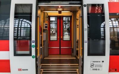 Sicherheit bei der Bahn durch RFID-Technik