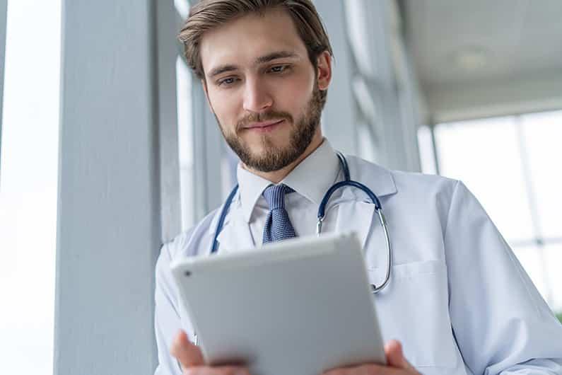 RFID Tablets im Krankenhaus sorgen für mehr Sicherheit