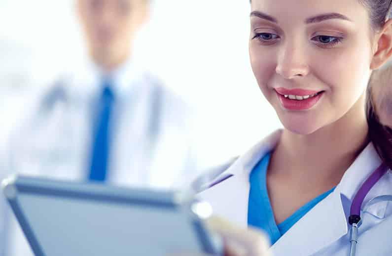 Wie RFID im Krankenhaus das Pflegepersonal unterstützen kann