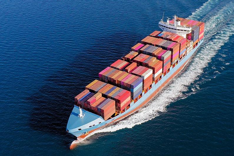 Wie Container mit RFID-Technik immer ihr Ziel erreichen