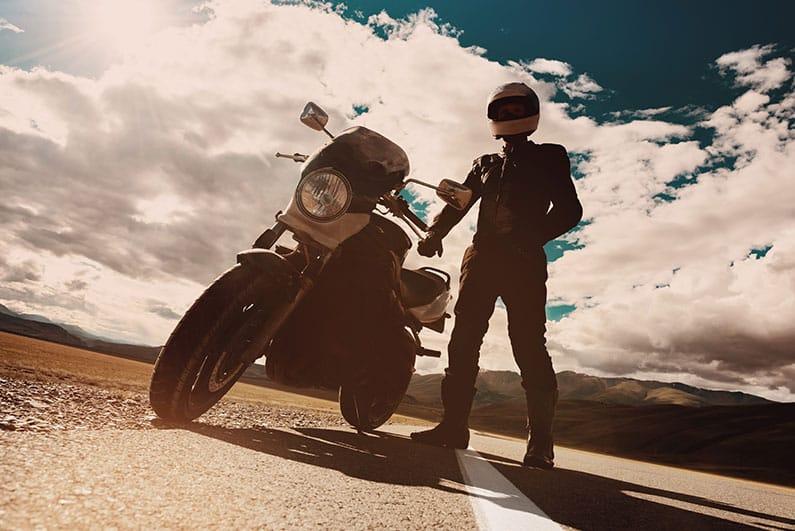Mit RFID Leben retten – so können sich Motorradfahrer schützen